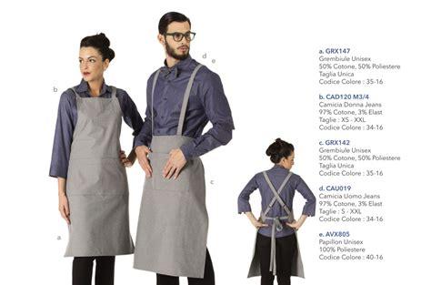 divise da cameriere abbigliamento professionale settore alberghiero ristorazione