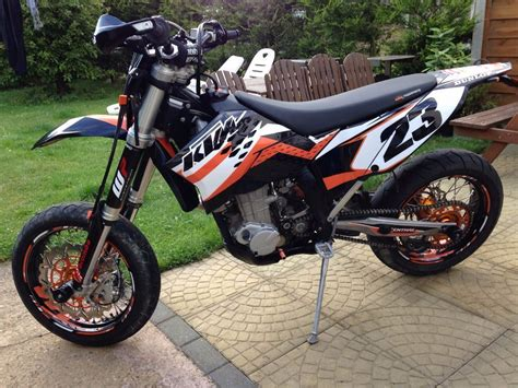 Ktm 400 Exc Supermoto Ktm Exc 400 Exc 450 2008 Supermoto Beautiful Mot