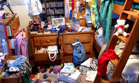 messiest room stuff and fluff