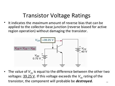 bipolar transistor modes of operation bipolar transistor regions of operation 28 images