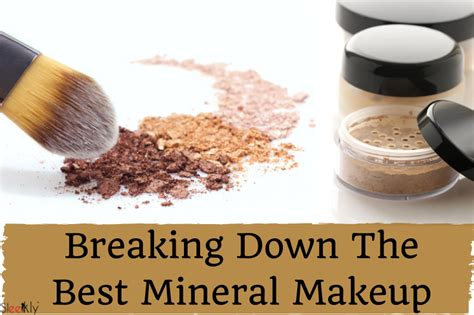 the best mineral makeup breaking the best mineral makeup sleek ly