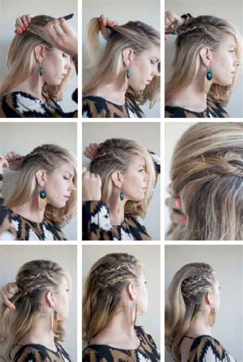 17 best ideas about rock hairstyles on pinterest faux