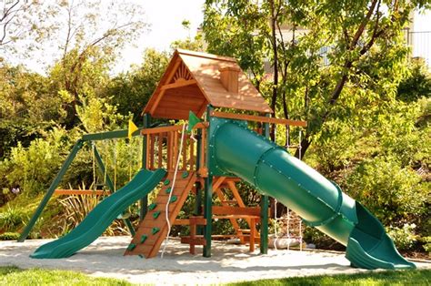 swing sets omaha backyard playsets omaha outdoor furniture design and ideas