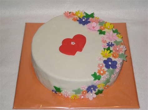 Hochzeitstag Torte by Hochzeiten