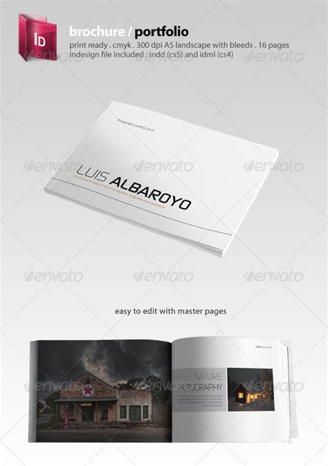 30 high quality indesign brochure templates web