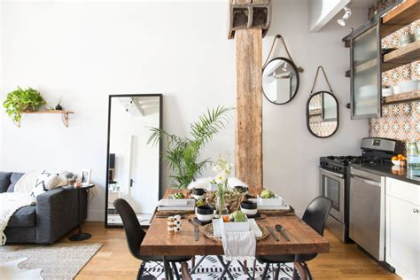 brooklyn home decor dreamy industrial brooklyn home daily dream decor