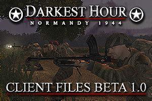 darkest hour indonesia release darkest hour beta 1 0 released news mod db