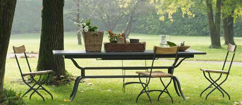 tavoli per giardino tavoli da giardino per esterno di design unopi 249