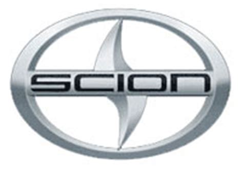 scion related emblems cartype