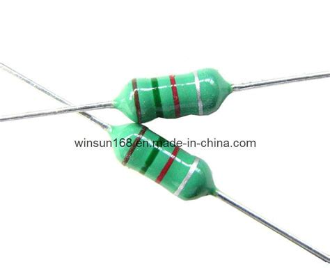 how an inductor is made china axial lga color code fixed inductor china inductor fixed inductor