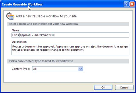 types of workflows in sharepoint 2010 approval workflow in sharepoint designer 2010 28 images