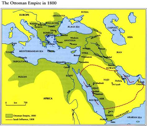 empire of ottoman greece belongs to the middle east page 7