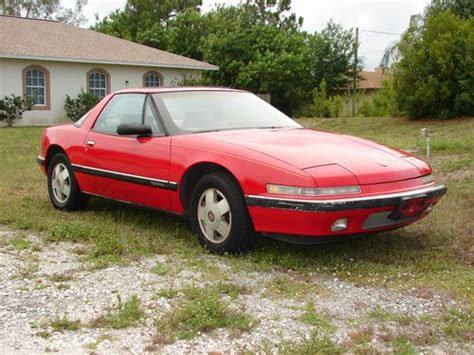 2 seater buick buy used 1989 buick reatta 2 door 3 8l a c touch screen