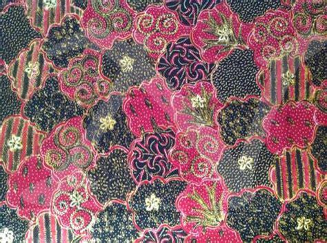 Kain Batik Motif Sayap batik peranakan batik sidoarjo