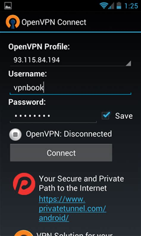 openvpn for android how to set up openvpn on android