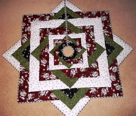 How To Make A Quilted Tree Skirt by Quilted Tree Skirt Decorations