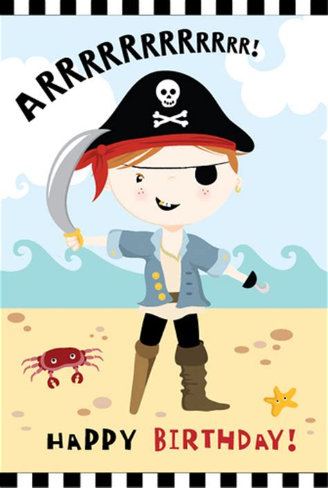 printable birthday cards pirate card invitation design ideas pirate birthday card
