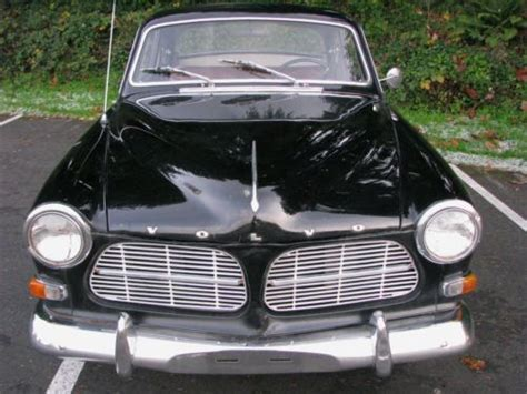 sell   volvo   door coupe  original    rare factory color