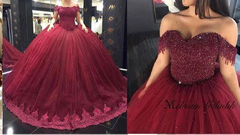 Imagenes De Vestidos De Novia Arabes | vestidos de novia de colores estilo arabe youtube