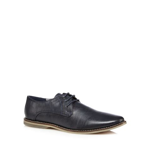 debenhams mens boots herring mens navy lace up shoes from debenhams 6 ebay