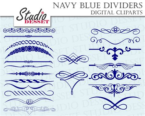 Wedding Borders Navy Blue by 7 Best Images Of Navy Blue Wedding Border Navy Blue