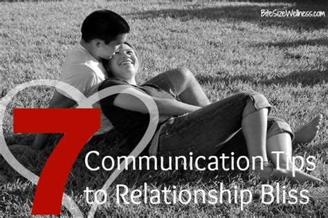 7 Tips On A Relationship With Your by 7 Easy Communication Tips For Relationship Bliss Dash Of