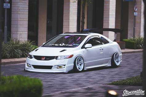 stancenation honda civic si civic stancenation form gt function