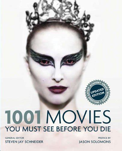 1001 photographs you must 184403917x black swan graces cover of 1001 movies you must see before you die phoenix pictures inc