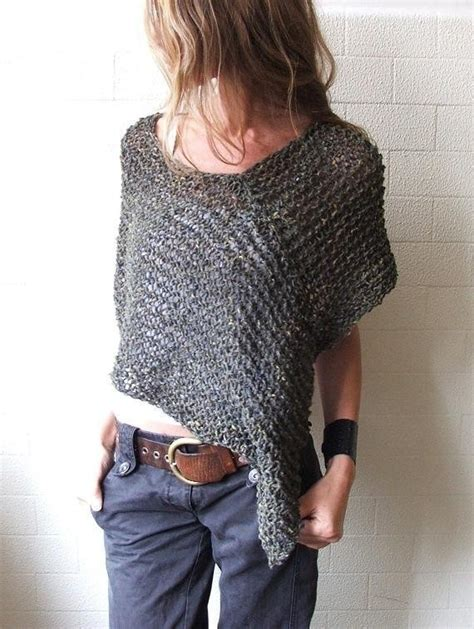 what can i knit 25 best ideas about knit poncho on knitted