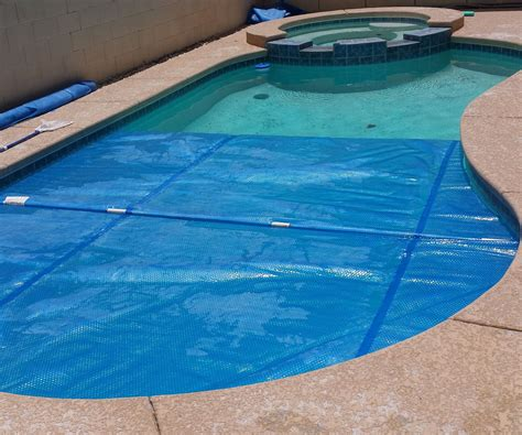 make your own swimming pool blanket winder pool