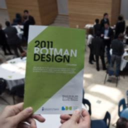 Rotman Mba Tuition Part Time by The Rotman Design Challenge A Review Design Observer