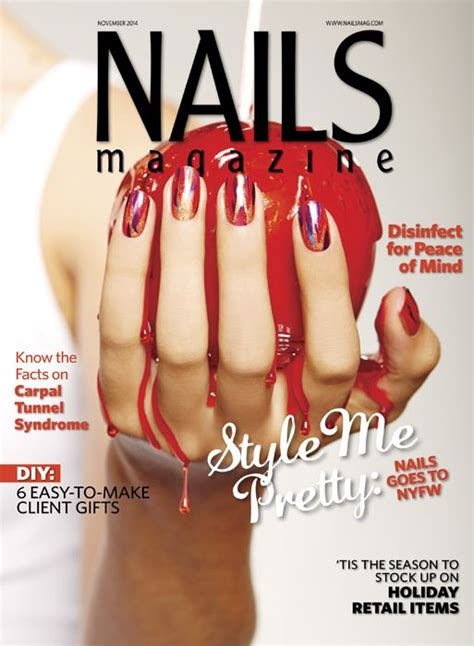 Nail Magazine by 258 Best Nails Magazine Images On Nails