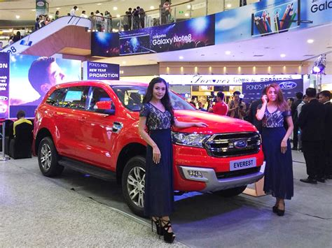 ford new year promotion pond s launches new year promotion with ford myanmar