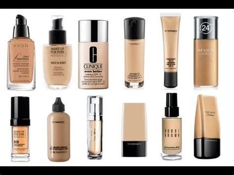 best kind of foundation the best liquid foundations ever youtube