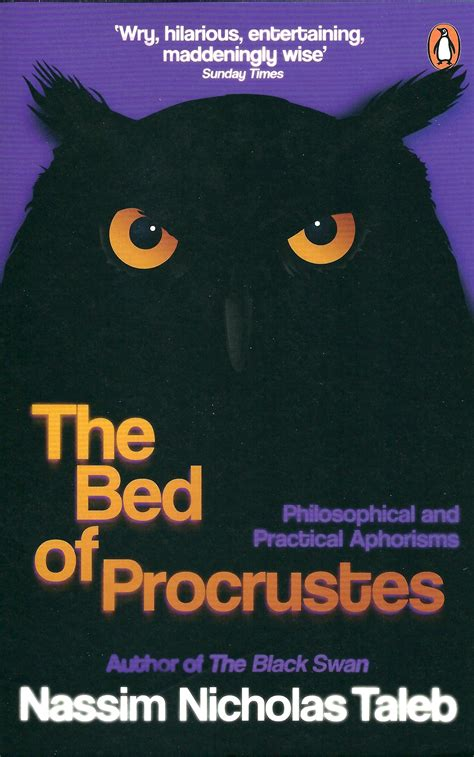 the bed of procrustes the bed of procrustes