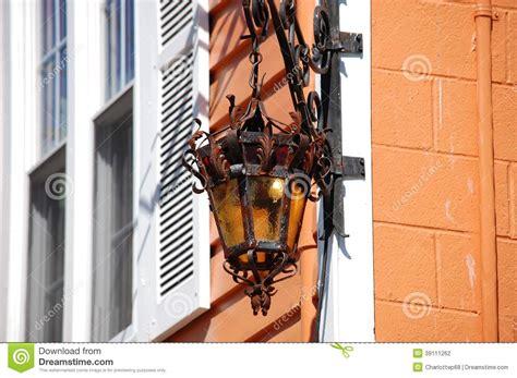 lighting fixtures northern virginia antique outdoor lighting stock photo image 39111262