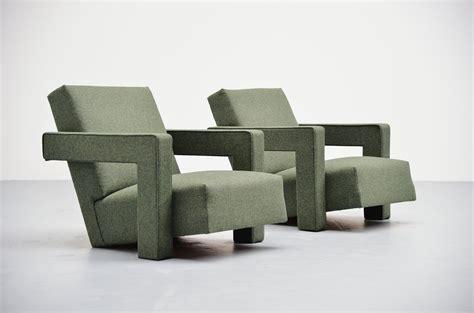 rietveld armchair utrecht chair rietveld