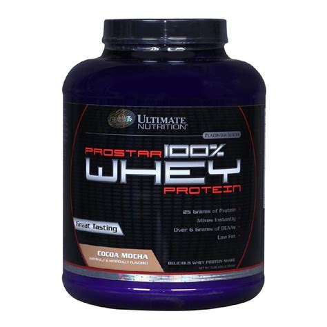 Ultimate Nutrition Prostar 100 Whey Protein Isi 528 Lb Strawberry best protein for health world journalhealth world journal