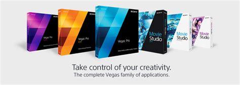 vegas pro scripting tutorial vegas product family overview