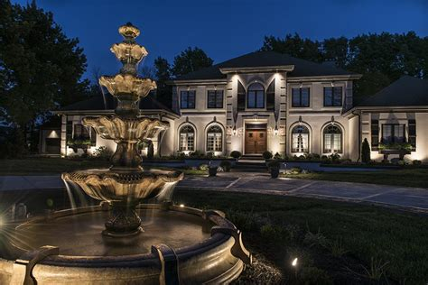 Landscape Lighting Indianapolis Landscape Lighting Design Indianapolis In Outdoor Living