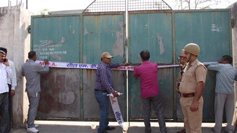 slaughter houses up s meat exporters mull legal options against ban on slaughter houses lucknow