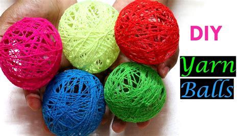 crafts yarn yarn balls diy yarn crafts yarn balloon balls