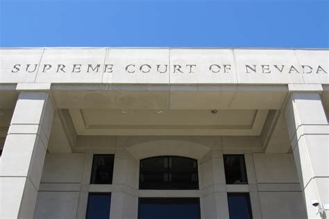 Nv Supreme Court Search Justice Delayed Is Justice Denied