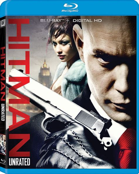 unrated video hitman dvd release date march 11 2008