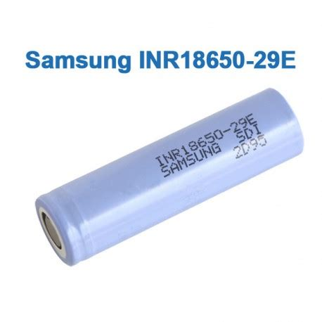 accus samsung lithium 2 9ah