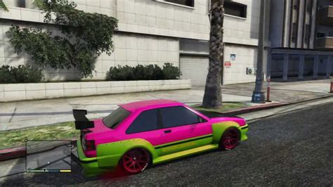 tuner cars gta 5 gta 5 best drift car amazing tuning to
