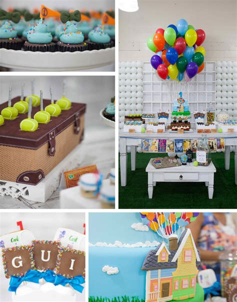 up themed birthday party kara s party ideas up birthday party planning ideas