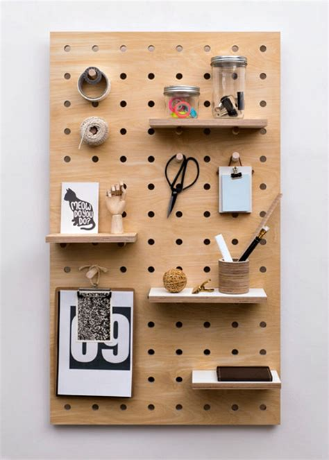 peg board designs wooden peg board mad about the house