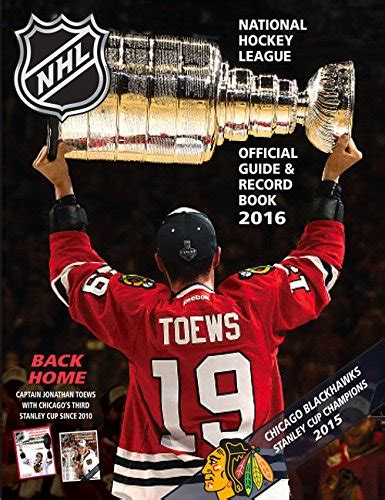 Pdf National Hockey League Official Record read national hockey league official guide