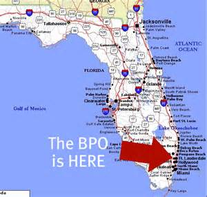 where is fort lauderdale florida on the map bpo florida friends tour